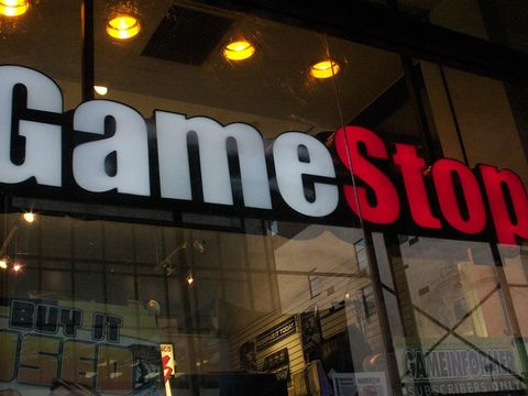 GameStop's stock was on the rise again, until it wasn't