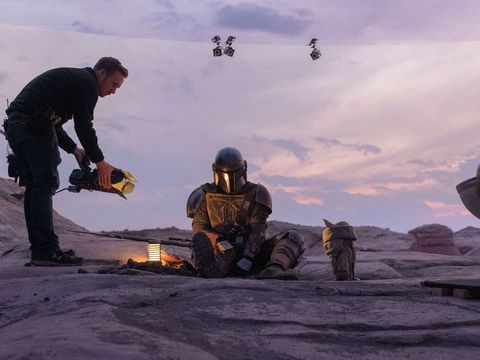 Disney Plus will premiere eight-part Mandalorian docuseries on Star Wars Day