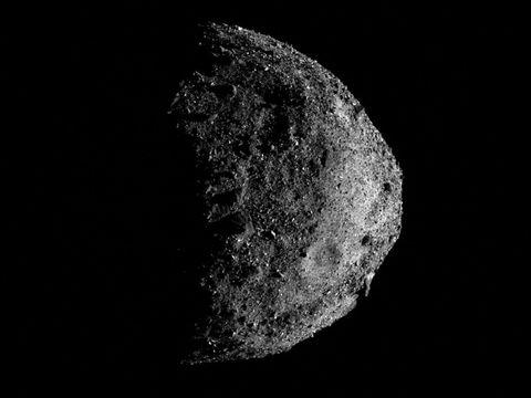 NASA's asteroid-punching spacecraft begins its trek back home