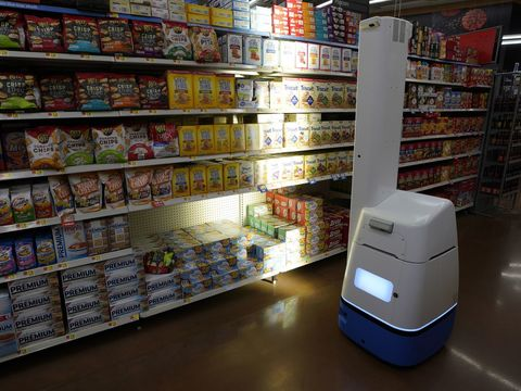 Walmart is reportedly giving up on shelf-scanning robots in favor of humans