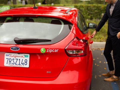 Zipcar will now let you access a car within minutes of signing up for the service