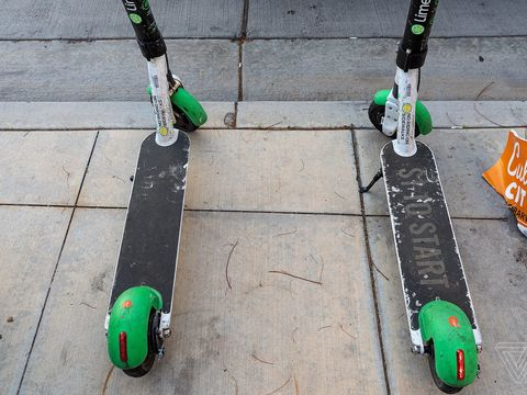 Lime squeezes $170 million from Uber and Alphabet as scooter-sharing plummets under COVID-19