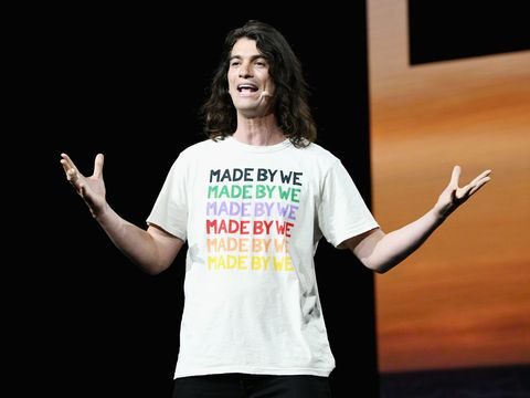Hulu's WeWork documentary gives us Adam Neumann and little else