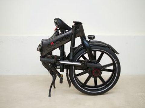 Gocycle GXi e-bike review: fancy folder