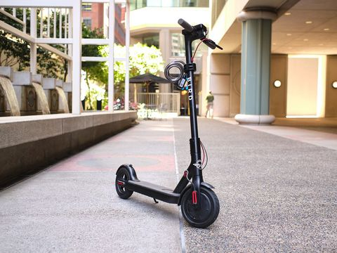 Bird is reportedly taking its electric scooter company public via SPAC