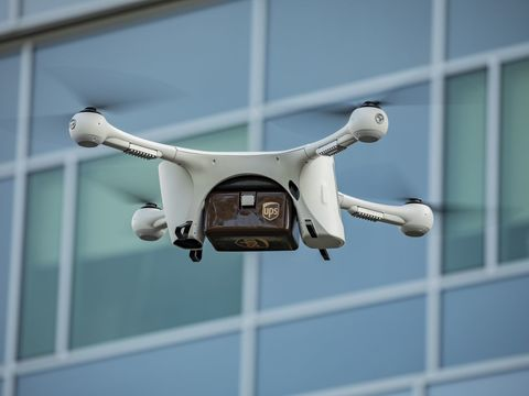 UPS and CVS will use drones to deliver prescriptions in Florida