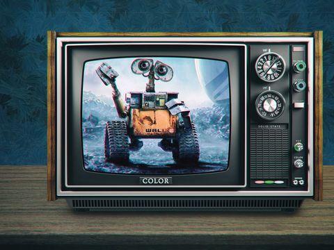 Wall-E gave us a future where we chose a corporation over people