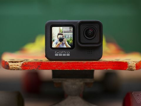 GoPro's new Hero 9 Black adds a second color screen, better battery life, and 5K video for $450