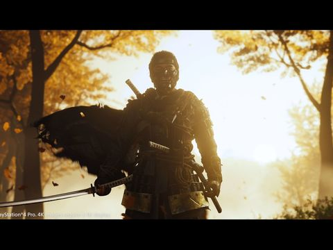 Ghost of Tsushima is a grounded open-world game that aims to honor classic samurai films