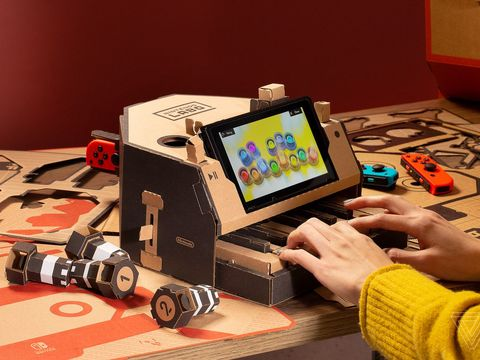Nintendo Labo DIY kits are up to 70 percent off today at Best Buy
