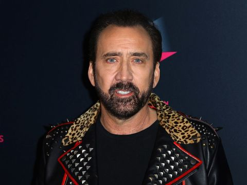 Nicolas Cage is playing Joe Exotic in a new Tiger King TV show, of course