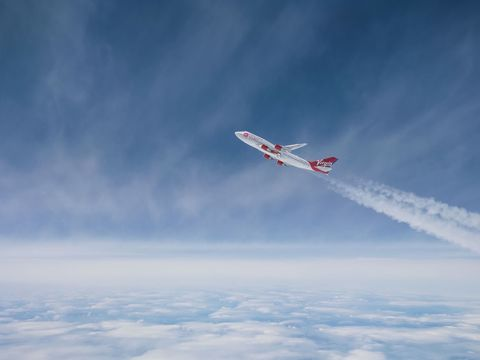 Small satellite launcher Virgin Orbit conducts dress rehearsal ahead of its first test flight