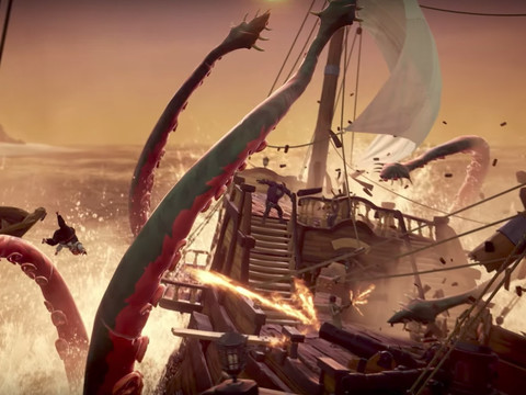 Sea of Thieves is sailing to Steam on June 3rd