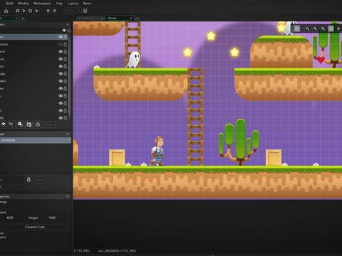 11 tools to get you started making video games