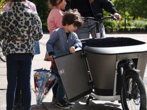 Carqon electric cargo bike review: urban transport, solved