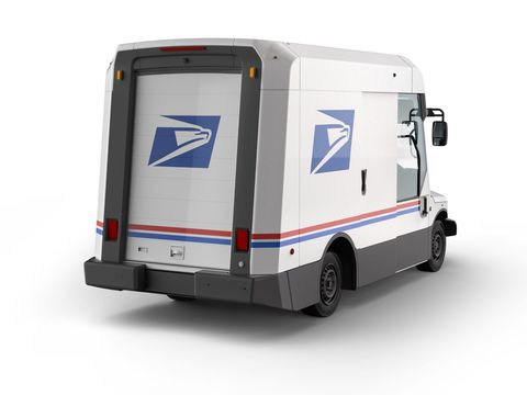 Workhorse abruptly drops lawsuit against Postal Service over new mail truck
