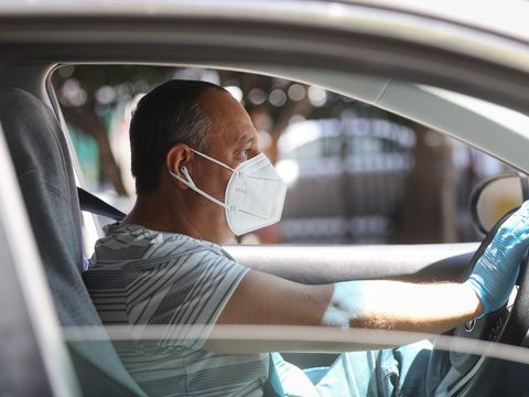 Uber's response to COVID-19: face masks, selfies, and fewer people in the car