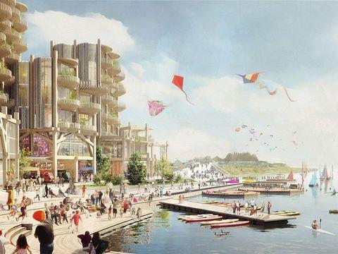 Alphabet's Sidewalk Labs shuts down Toronto smart city project