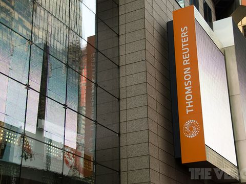 Thomson Reuters faces pressure over ICE contracts