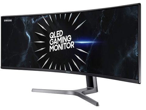 Samsung's behemoth CRG9 gaming monitor is $200 off right now