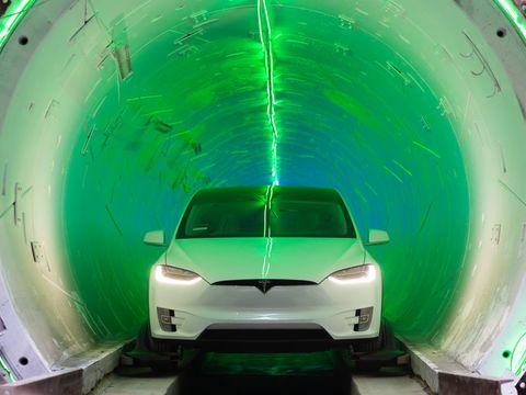 Elon Musk's Boring Company finishes digging Las Vegas tunnels